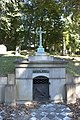 Mausoleum of RADM Joseph Smith - Oak Hill Cemetery - 2013-09-04.jpg