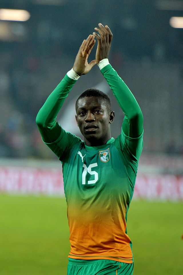 Max Gradel earned a 0.62 million dollar salary, leaving the net worth at 3.38 million in 2017