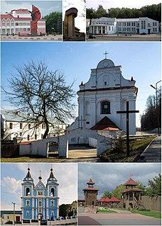 Place in Gomel Region, Belarus
