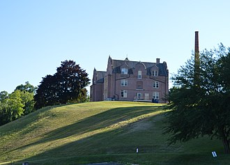Ingleside, Holyoke, Massachusetts - McCleary Manor on Brightside Hill, Ingleside
