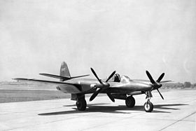 Image illustrative de l'article McDonnell XP-67 Bat
