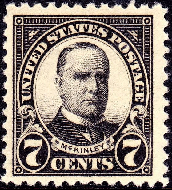 McKinley 1923 Issue-7c