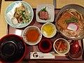 Meal at Udon-tei in Nara.jpg
