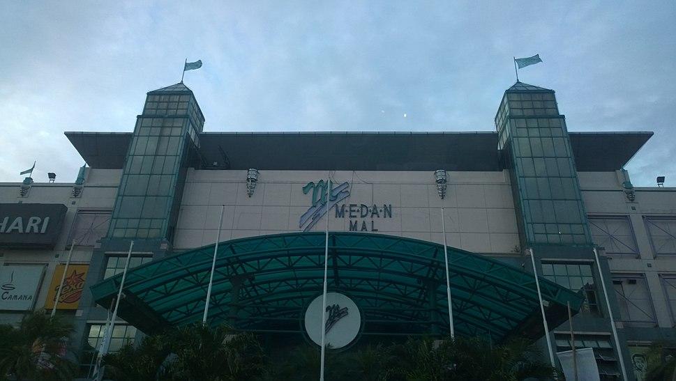 Medan Mall exterior