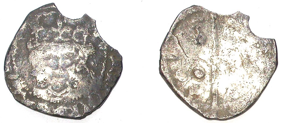 Medieval coin, Penny of Henry V -VI (FindID 505636)