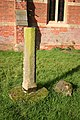 Medieval cross base - geograph.org.uk - 588920.jpg