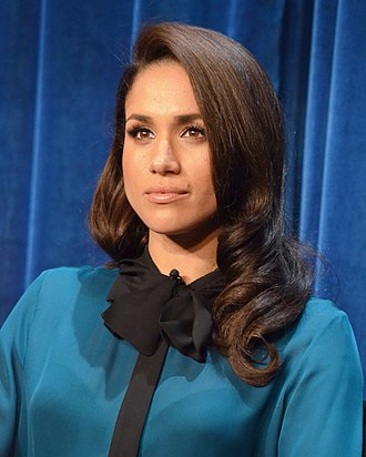 Meghan Markle - Markle in January 2013