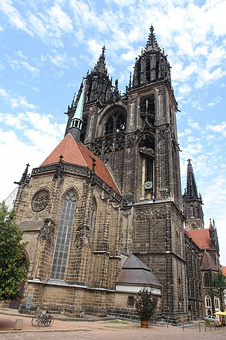 Meissen - Cathedral