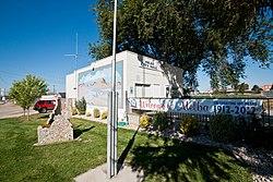 Melba City Hall in Melba Idaho