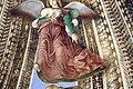 Melozzo da forlì, angeli coi simboli della passione e profeti, 1477 ca., agnello 03.jpg
