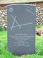 Memorial stone to U.S.A.A.F Shipdham - geograph.org.uk - 1219467.jpg