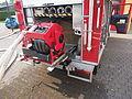 Mercedes 612D, Freiwillige Feuerwehr Bengel, lösch ubung, bild 6.JPG