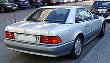 Mercedes R129 rear 20080208.jpg