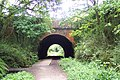 Merley Tunnel on the Castleman Trailway, Dorset - geograph.org.uk - 42667.jpg