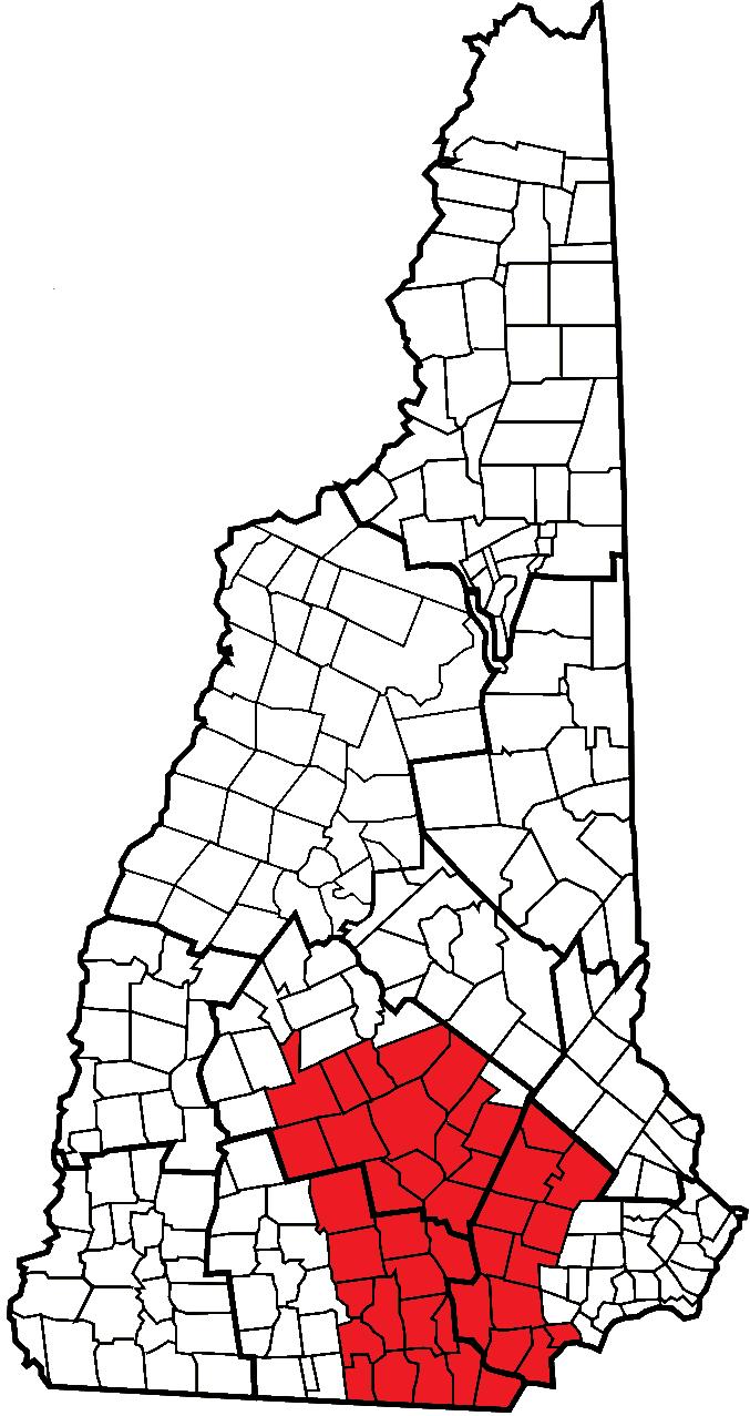 Merrimack Valley NH