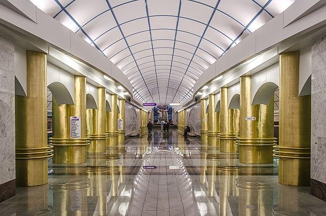 Петербургский метрополитен объявил конкурс наоснащение станций итоннелей Wi-Fi