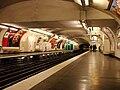 Metro de Paris - Ligne 3 - Anatole France 01.jpg