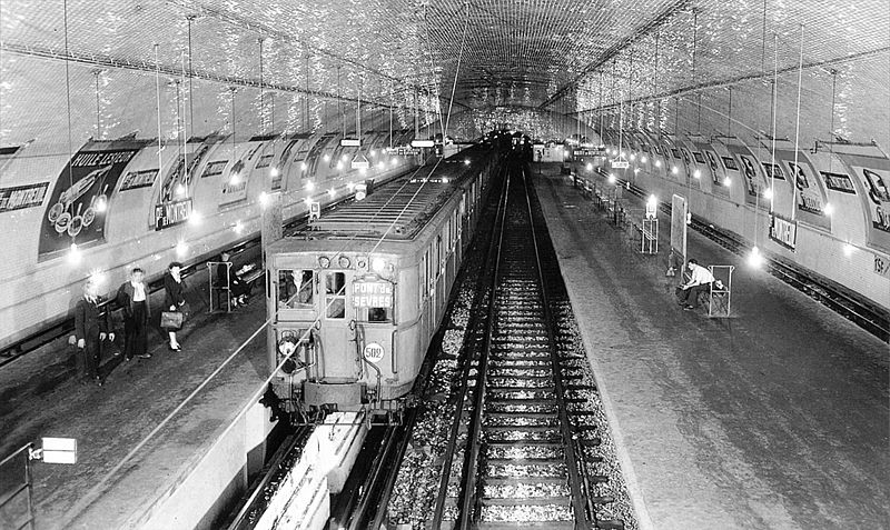 Paris metro and other network - Page 11 - World Transit Photo and ...