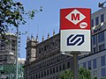 Metro i FGC Plaça Catalunya Barcelona.jpg