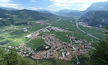 Mezzocorona-panorama from the cableway upper station.jpg