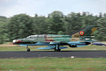 MiG-21 LanceR B Romania (16837095521).jpg
