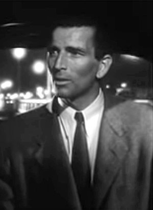 "Michael Rennie - Michael Rennie as ""Klaatu"" in The Day The Earth Stood Still (1951)."