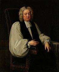 Portrait of Jonathan Swift