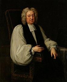 Jonathan Swift, Gemälde von Michael Dahl (Quelle: Wikimedia)