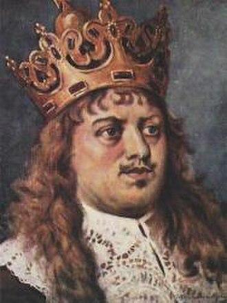 Michał Korybut Wiśniowiecki - Image: Michael Korybut Wisniowiecki Matejko