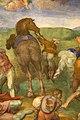 Michelangelo, conversione di saulo, 1542-45, 11 cavallo.jpg