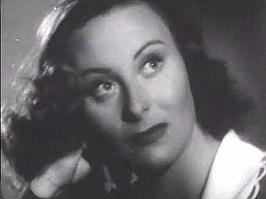 Michèle Morgan in Joan of Paris (1942)