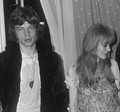 Mick Jagger and Marianne Faithfull by Ben Merk 1967 cropped.png