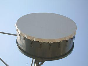 Metro Wireless - A Microwave Antenna