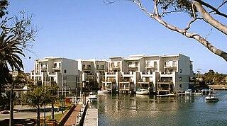 Patterson Lakes, Victoria Suburb of Melbourne, Victoria, Australia