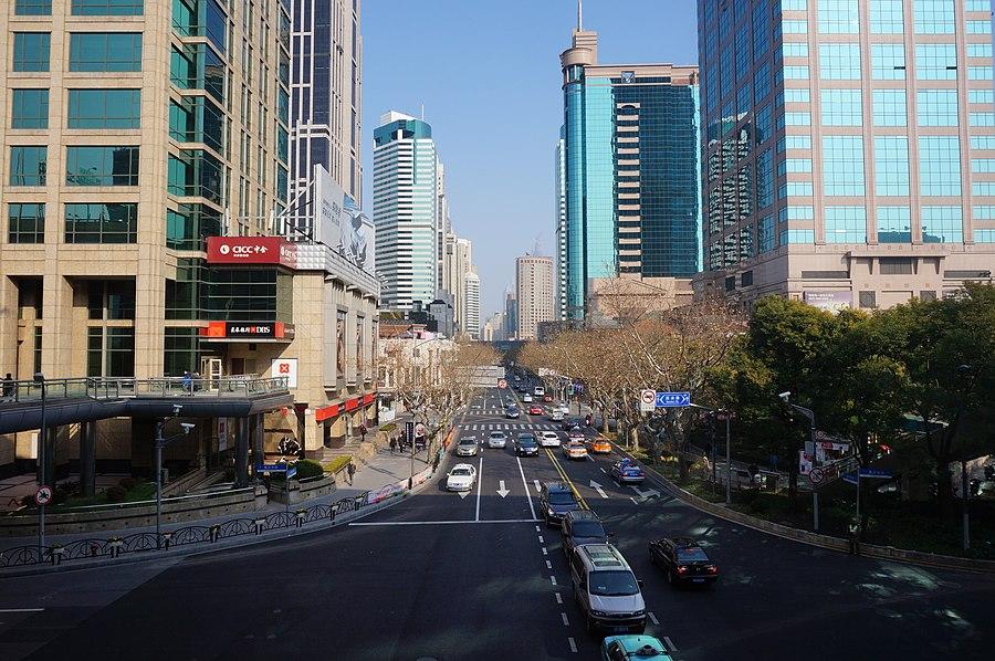 Huaihai Road