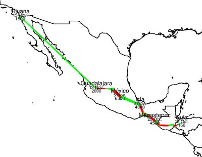 Central American migrant caravans - Wikipedia