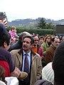 Miguel Angel Revilla, Presidente de Cantabria en Silió.jpg