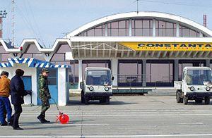 Mihail Kogălniceanu International Airport - Constanta airport