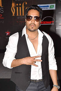 Mika Singh Indian singer and musician