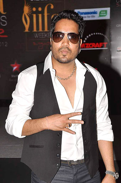 Picture of a band or musician: Mika Singh