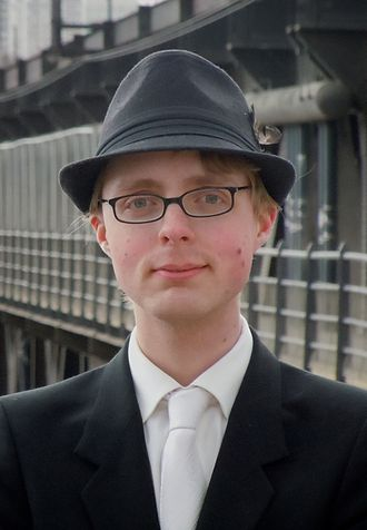 Pirate Party of Canada - Mikkel Paulson, party leader from 2010-2012