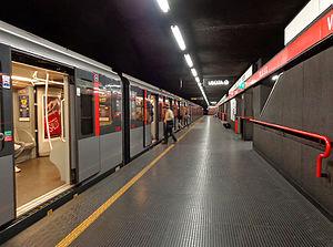 Villa San Giovanni (Milan Metro) - Image: Milano metropolitana Villa San Giovanni