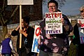 Milwaukee Public School Teachers and Supporters Picket Outside Milwaukee Public Schools Adminstration Building Milwaukee Wisconsin 4-24-18 1152 (26864817297).jpg
