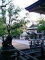 Minatogawa Jinja honden2.JPG