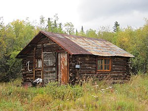 National Register of Historic Places listings in Southeast Fairbanks Census Area, Alaska