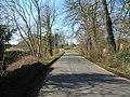 Minor Road to Beverley Parks Crossing - geograph.org.uk - 1733104.jpg