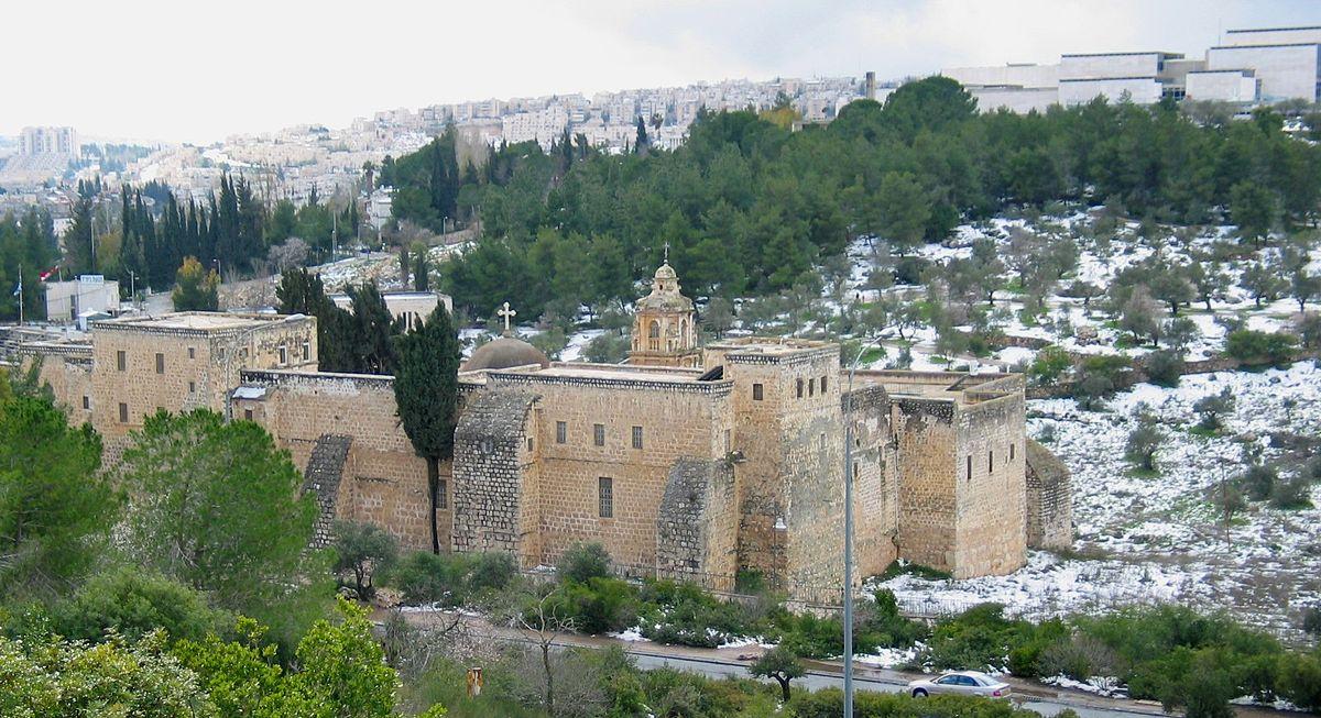 Jerusalem Cross