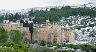 Monastery of the Cross Monastery in Jerusalem, Israel