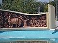 Miracle Stag Legend Fountain, horses and bird, 2020 Százhalombatta.jpg