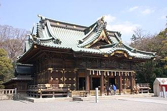 Mishima, Shizuoka - Mishima Taisha Shrine